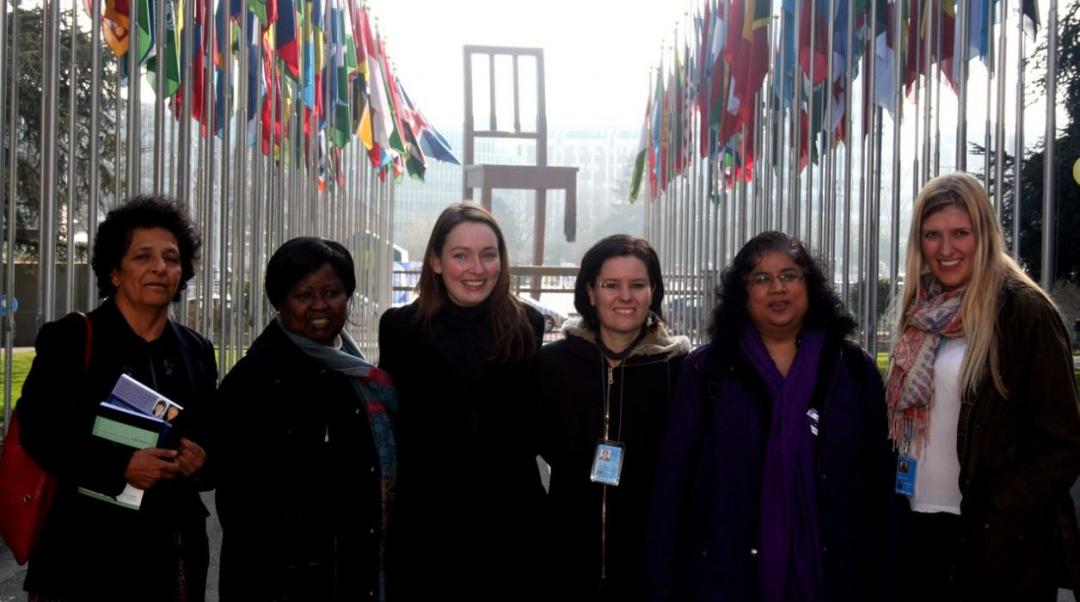 WILPF Sections at Geneva