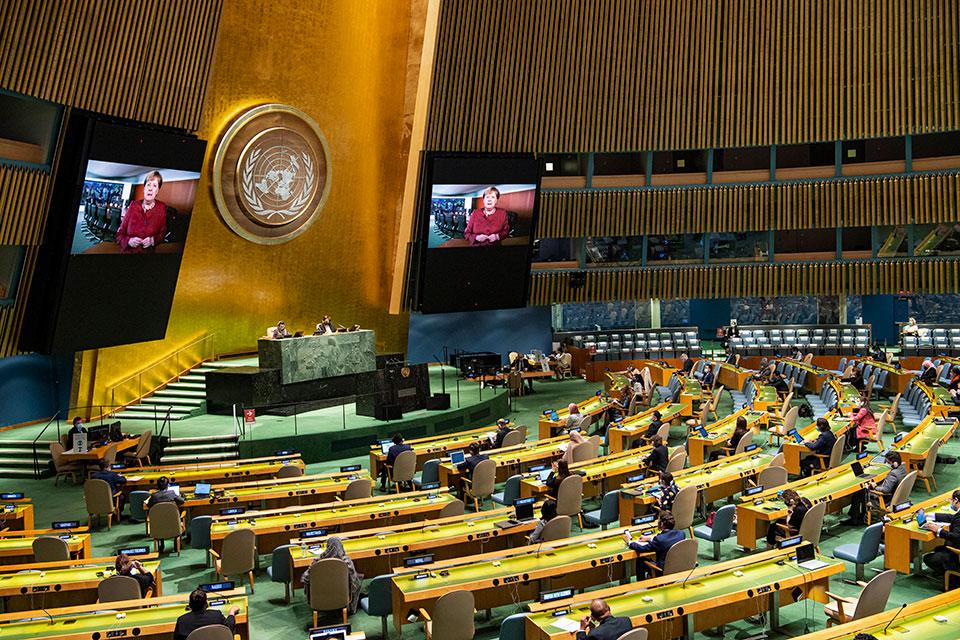 High-level meeting on the 25th  anniversary of the Fourth World Conference on Women
